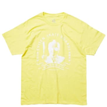 Evisen Skateboards Shogun T-Shirt - Banana
