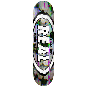 Real Ishod Glitch Oval Deck- 8.5