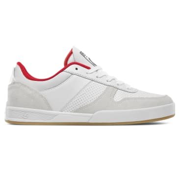 eS Contract Tom Asta Skate Shoes - White