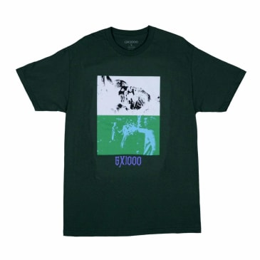 GX1000 Path of Sorrows T-Shirt - Forest Green
