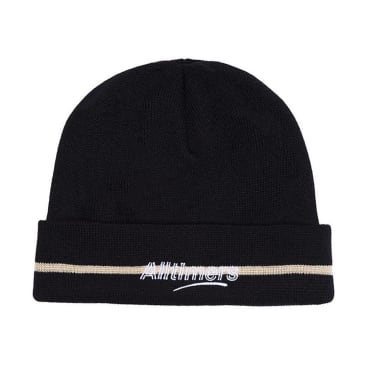 Alltimers - Lined Estate Beanie - Navy
