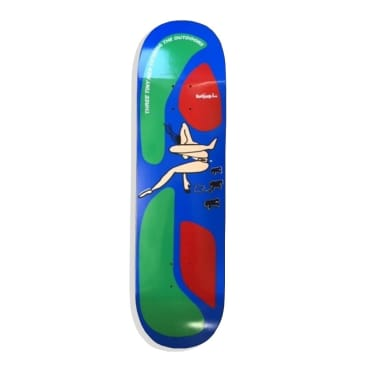 Prime Heritage - Turner/Gonz Flocked Lady Deck - 8.5""
