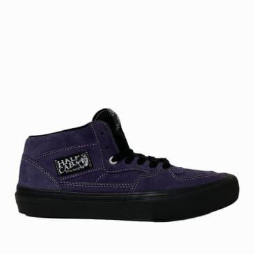 Vans Half Cab Pro Skate Shoes - Whirpool Purple