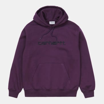 Carhartt - Hooded carhartt sweat