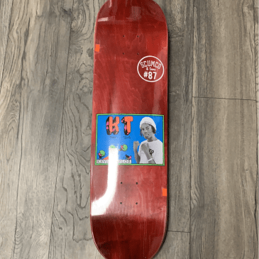 Scumco and Sons 8.5 KT Dukes Up Deck