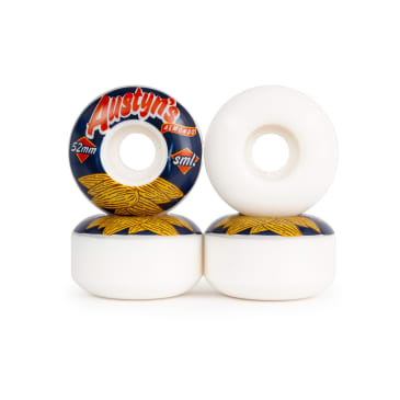 SML Austyn's Almonds Austyn Gillette V-Cut Wheels - 52mm