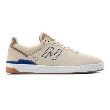 New Balance Numeric 913 Skateboarding Shoe - White/Blue