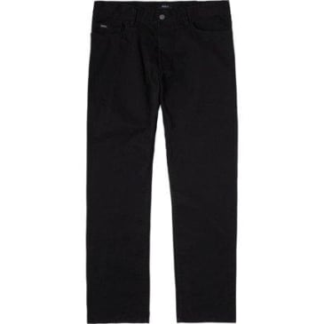 RVCA Week-end Twill Straight Fit Pant