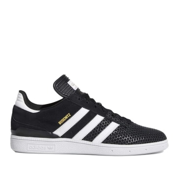 adidas Skateboarding Busenitz Pro Shoes - Core Black / FTWR White / FTWR White