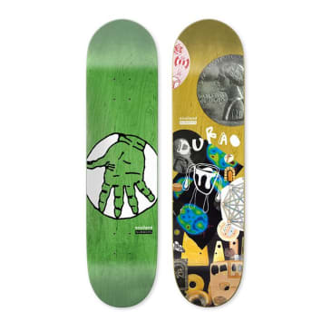 "Numbers Edition 7 Durao ""Soulland"" Deck- 8.3"