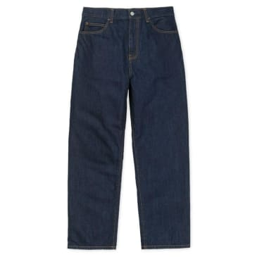 Carhartt WIP Smith Pant - Blue One Wash