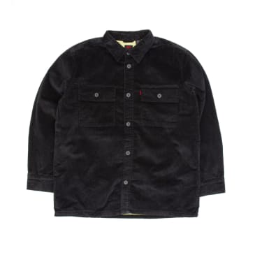 Levis Skate Over Shirt Jacket - Jet Black