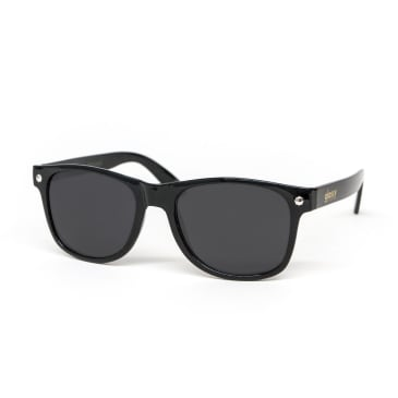 Glassy Sunhaters Leonard Sunglasses - Black