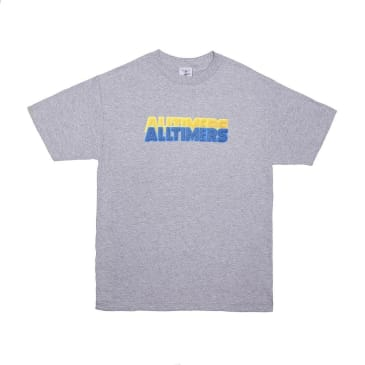 Alltimers Muppet T-Shirt - Heather Grey