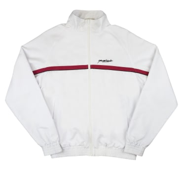 Yardsale Waverunner Track Top - White