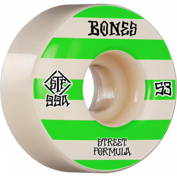 Bones Wheels STF Patterns 53mm V4 99a