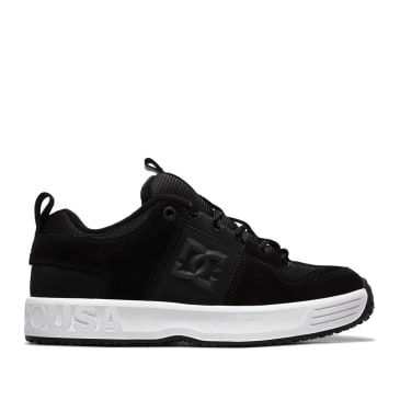 DC Lynx OG Skate Shoes - Black / White