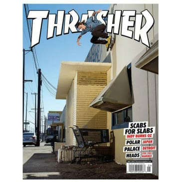 Thrasher Magazine May 2019 Issue