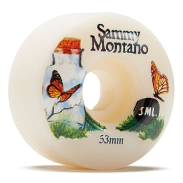 SML - The Love Series - Sammy Montano OG Wide 99a - 53mm Wheels