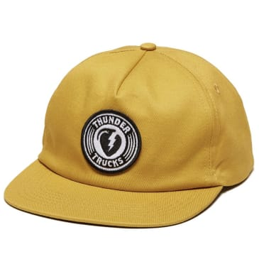 Thunder - Charged Grenade ADJ Gold Hat
