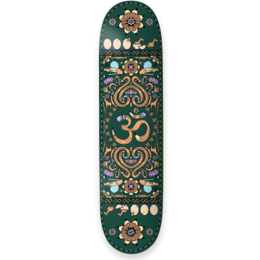 "The Drawing Boards - 8.0"" Positive Symbols (OM) Skateboard Deck"