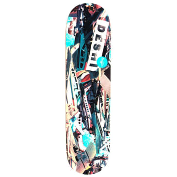 "TRAFFIC-""TRAFFIC JAM DESHI DECK""(8.25"")"