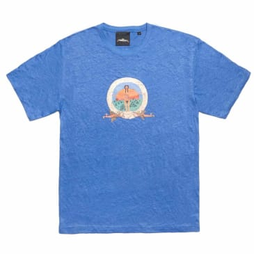 Cometomychurch EVE T-Shirt - Blue