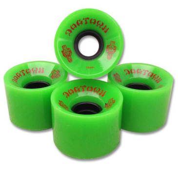 Dogtown Wheels Mini Cruiser Wheels Green - 59mm