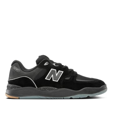 New Balance Numeric Tiago 1010 Skate Shoes - Black / Red
