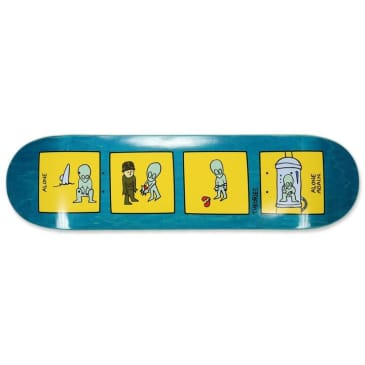 Theories Alone Again Skateboard deck