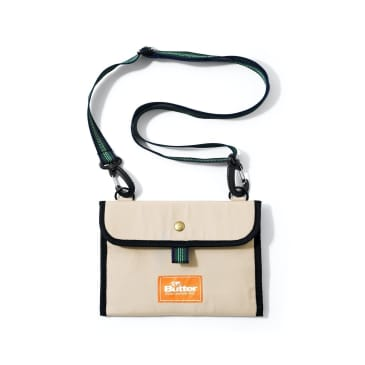 Butter Goods Schmidt Side Bag - Khaki