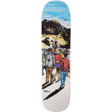 Polar Oskar Space settlers deck- 8.38