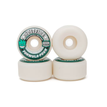 Spitfire Formula Four Conical 101D Wheels - 53mm