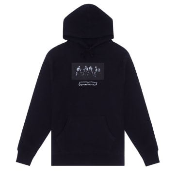 Fucking Awesome Four Horsemen Hoodie - Black