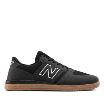 New Balance Numeric 420 Skate Shoe - Black / Gum
