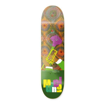 PRIMITIVE McClung Messenger Deck 8.38