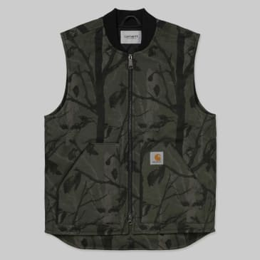 Carhartt WIP - Vest Jacket - Camo Tree Green