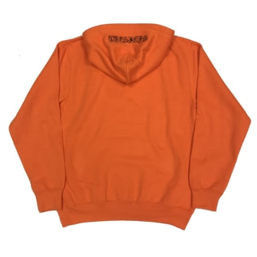 Tuesdays 'Ye Olde' Embroidered Hood Safety Orange/Black