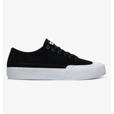 DC T-Funk S Skateboarding Shoes - Black/White