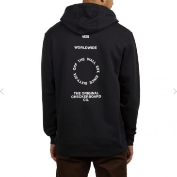 Vans Distortion Type Pullover Hoodie