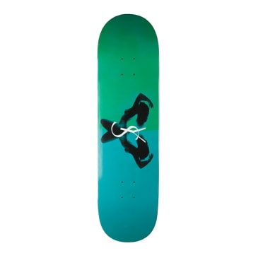 Yardsale Utopia Emerald Skateboard Deck - 8.5""