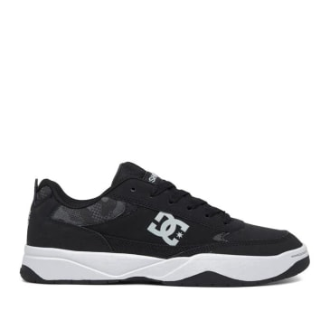 DC Penza SE Skate Shoes - Black / Camo