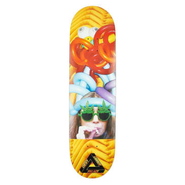 "Palace Skateboards Chewy S13 8.375"" Skateboard Deck"
