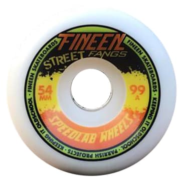 Speedlab Wheels - Street Fangs Wheels 54mm 99a