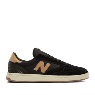 New Balance Numeric 440 Shoes - Black / Brown