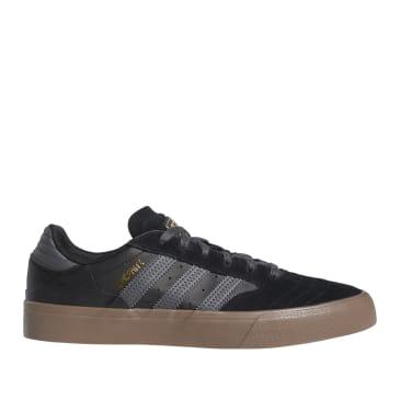 adidas Skateboarding Busenitz Vulc II Shoes - Core Black / Grey / Gum