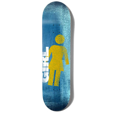 "Girl Skateboards - Tyler Pacheco Roller OG Deck 8.375"" Wide."
