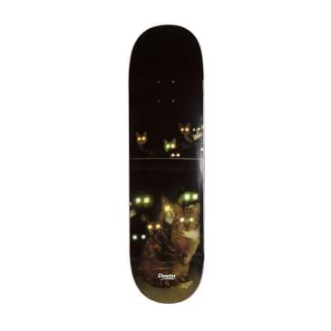 """Alltimers Dustin Feline Vision Skateboard Deck - 8.5"""""""