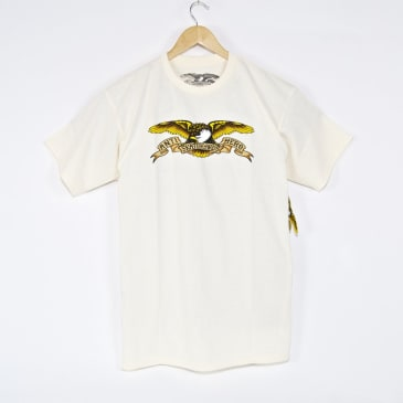 Anti Hero Skateboards - Eagle T-Shirt - Cream