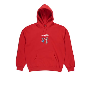 Polar Skate Co FTP Hoodie - Red